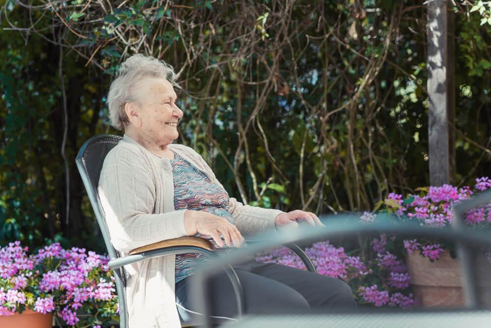 Altenpflegeheim 'Sonnenschein'