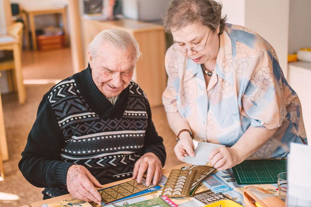 "Seniorentreff ""Sonnenwall"""