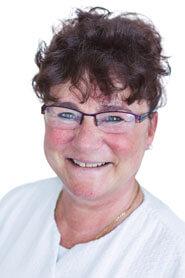 Birgit Hoff Pflegedienstleitung der Volkssolidarität