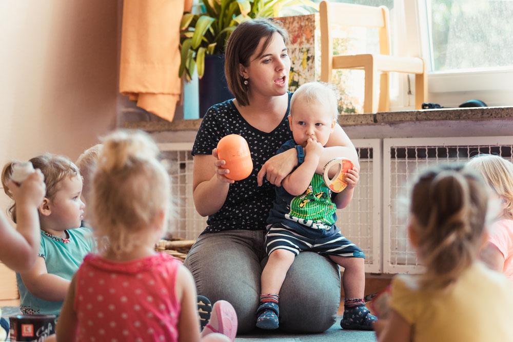 Kindertagesstätte 'Haus Kinderland'