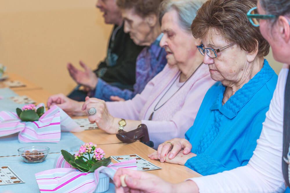 Betreute Wohnanlage 'Seniorenresidenzen'