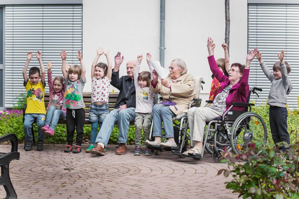 Sozialzentrum 'An den Gärten'